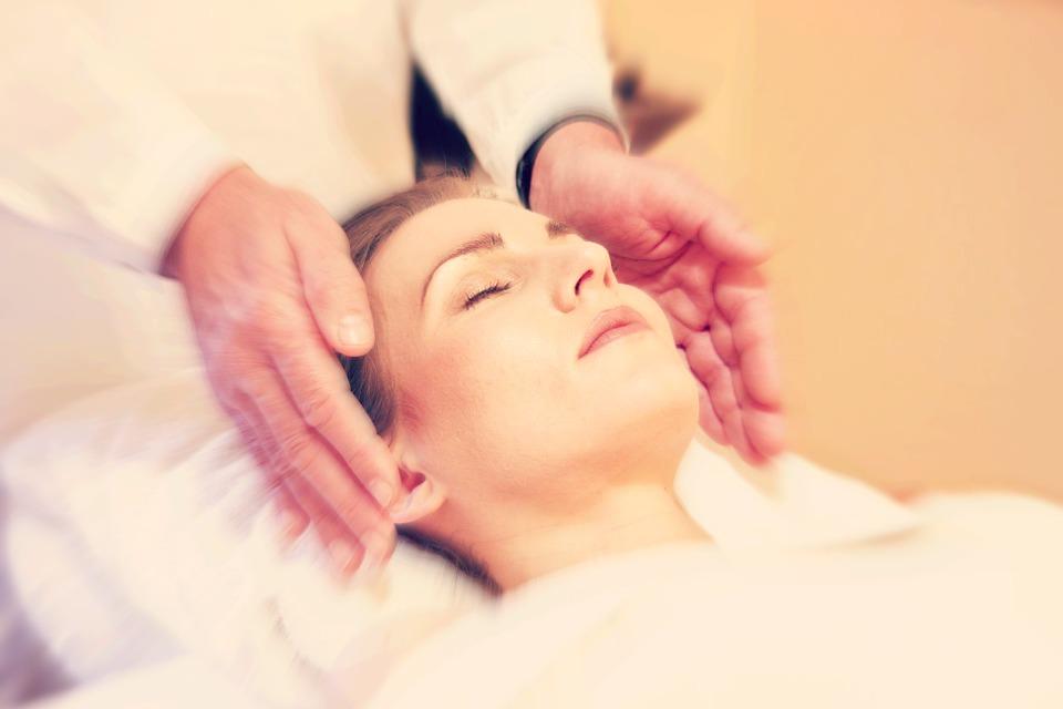 Un massage par des professionnels, pour se sentir mieux.